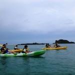 7月8日は、海とマングローブで遊んできました!